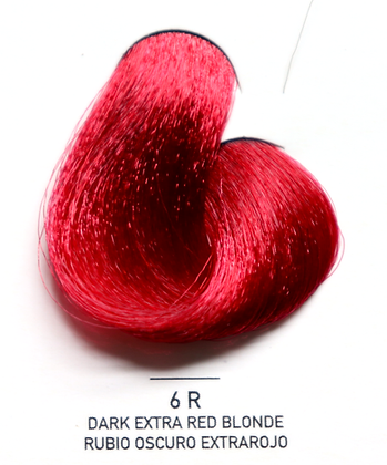 6R Dark Extra Red Blonde - Rubio Oscuro Extrarojo