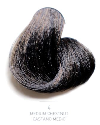 4 Medium Chestnut - Castaño Medio