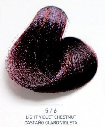 5 / 6 Light Violet Shestnut - Castaño Claro Violeta