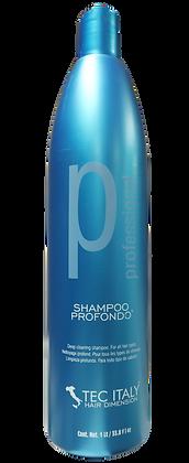 Professional Shampoo Profondo - 33.8 Fl. Oz
