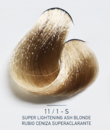 11 / 1 - S Super Lightening Ash blonde - Rubio Ceniza Superaclarante