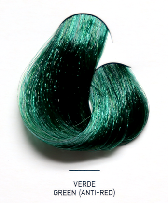 VERDE Green - (Anti-Red)