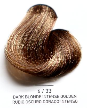 6 / 33 Dark Blonde Intense Golden - Rubio Oscuro Dorado Intenso