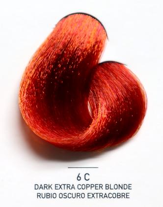 6C Dark Extra-Copper Blonde - Rubio Oscuro Extracobre