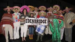 Edenbridge Bonfire Parade 2008