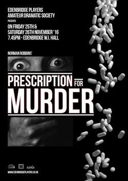 Prescription for Murder 2016