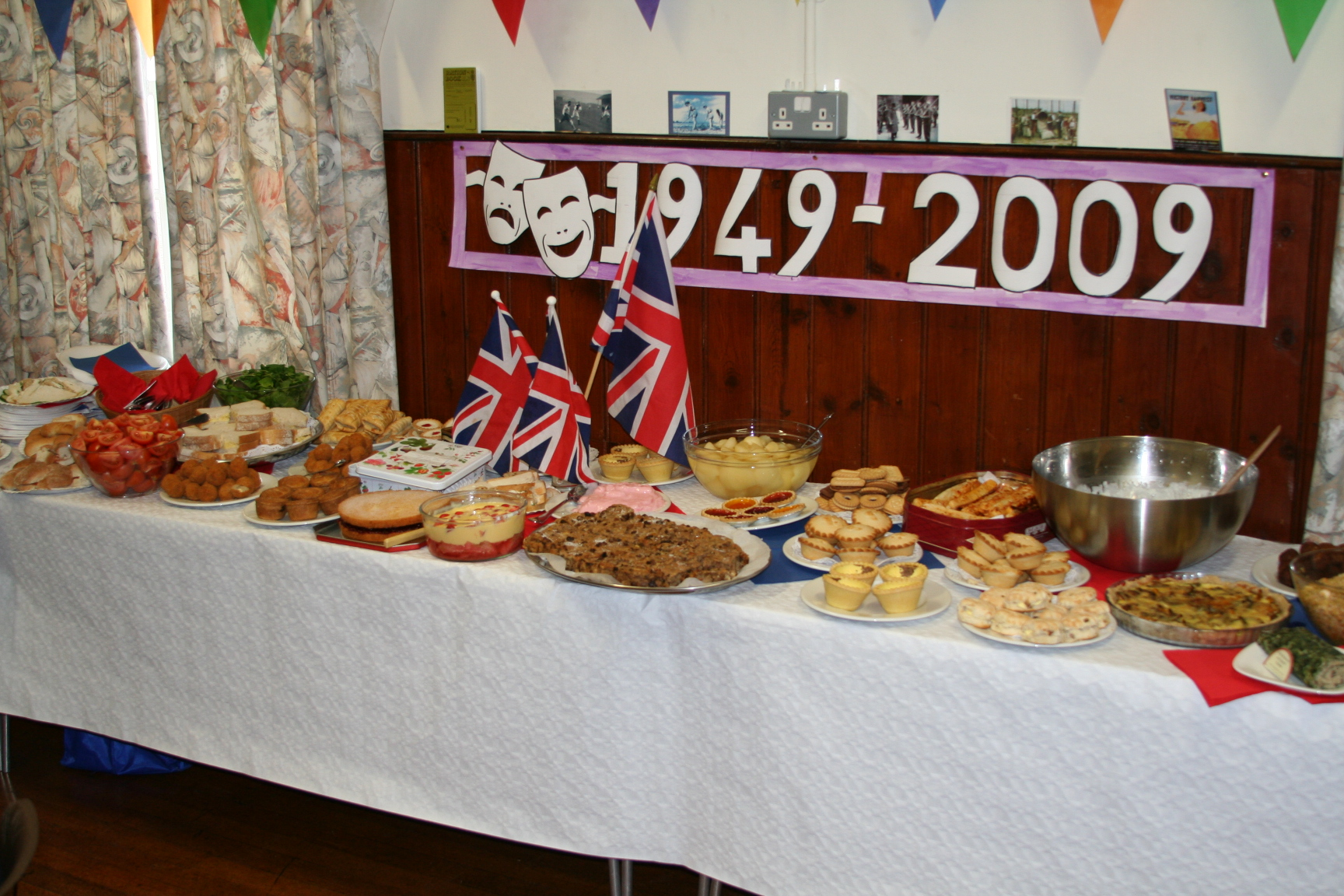 60th  Anniversary Celebrations 2009