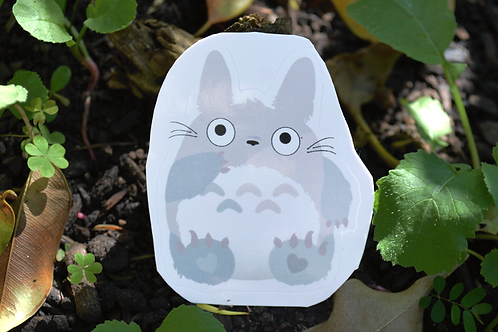 Totoro - Adesivo