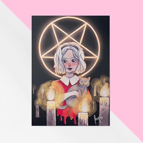 Sabrina Primeira Temporada - O Mundo Sombrio de Sabrina