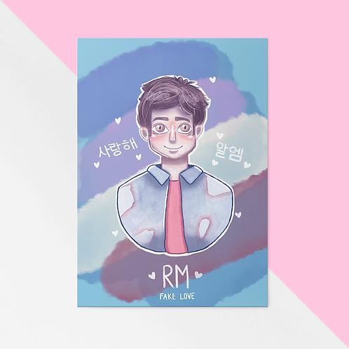 RM - BTS