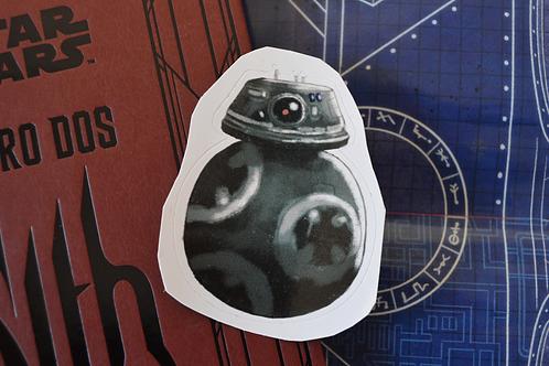 BB9-E - Star Wars Droid Adesivo