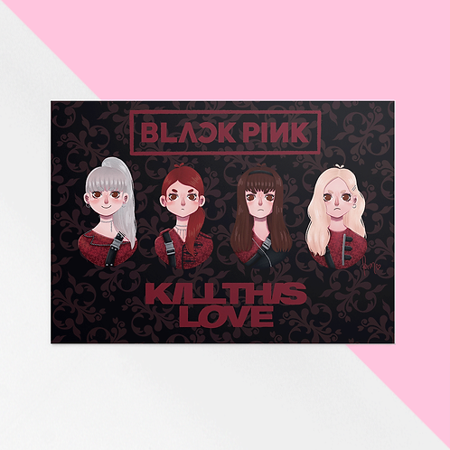 Black Pink - Kill this Love