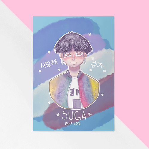 Suga - BTS