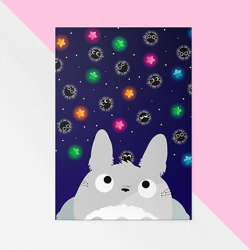 Totoro in the Sky - Meu Amigo Totoro