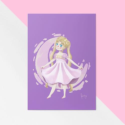 Princesa Serenity - Sailor Moon