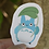 Thumbnail: Totoro Azul - Adesivo