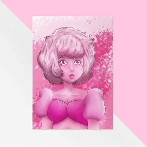 Diamante Rosa - Steven Universo