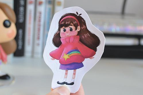 Mabel - Gravity Falls Adesivo