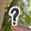 Thumbnail: Interrogação Soos - Gravity Falls Adesivo