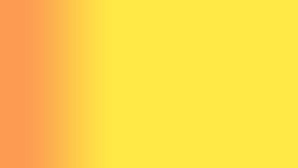 Gradiente Vermelho Amarelo