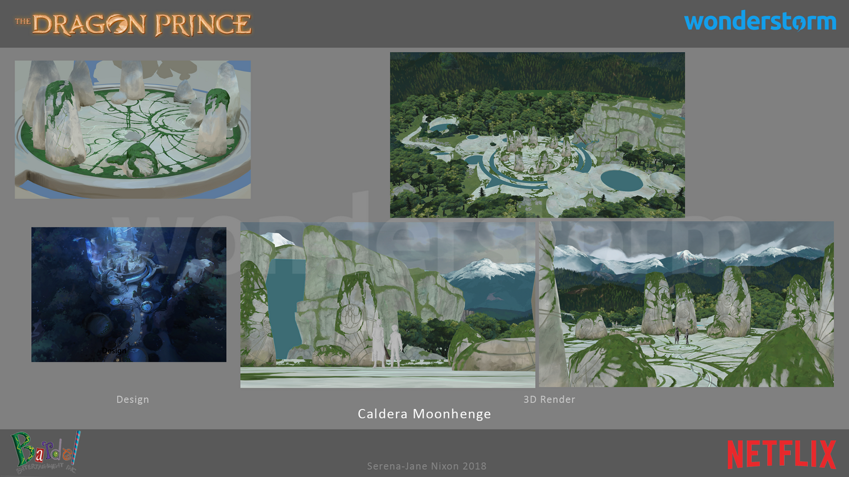 Moonhenge Set