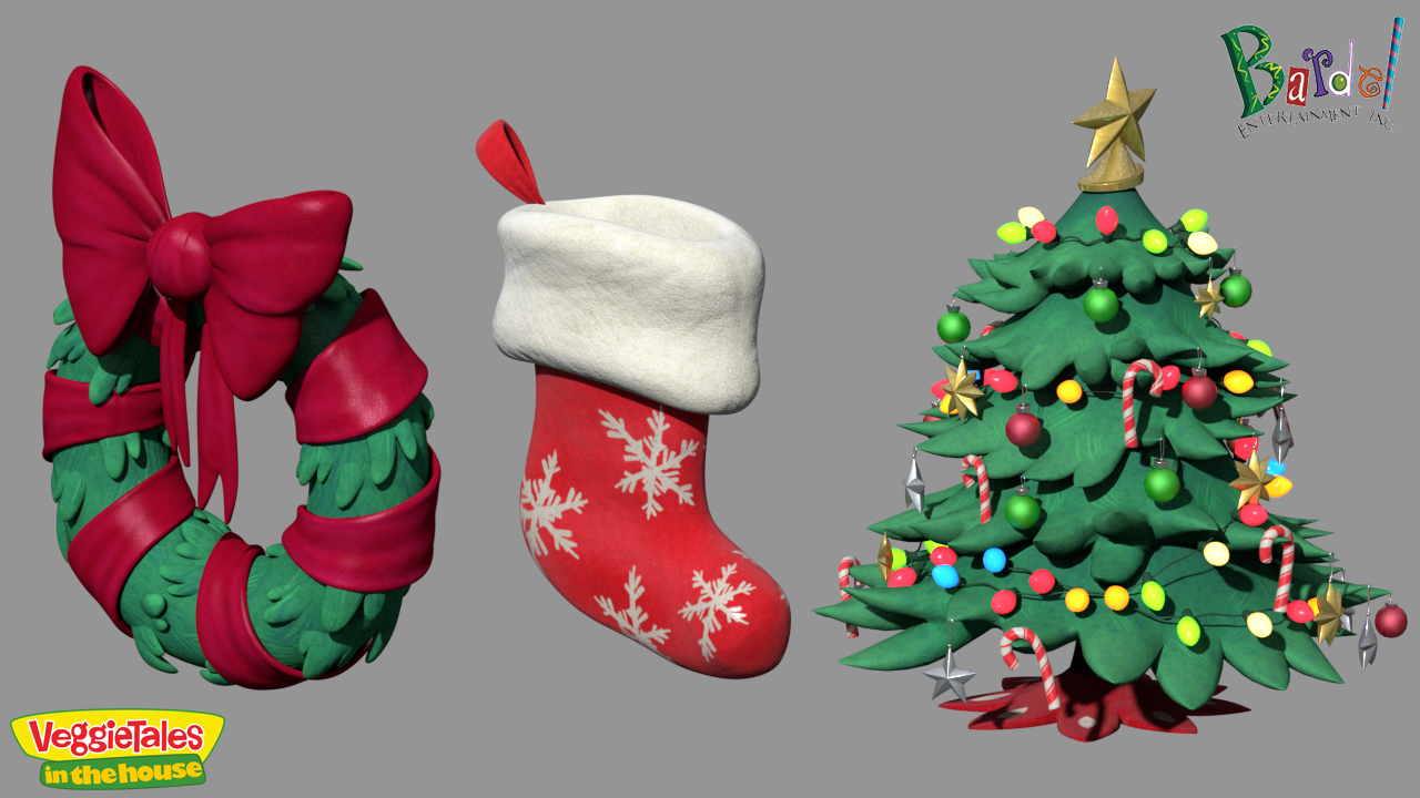 Modelling and texturing