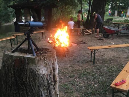 Zeleni kamp: še zadnji večer! 🔥🏕️🤩