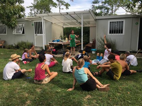 Zeleni kamp - 3.dan - Eko točka