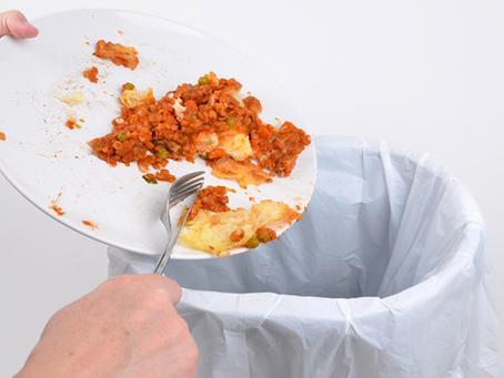 Zanimiva raziskava o zavržkih hrane 🥔🥚🧀🥩🥦