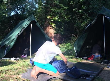 Zeleni kamp: 5. dan! 🏠💚🎁