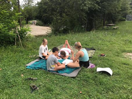 Zeleni kamp: 4. dan! 🤩🍀🍕