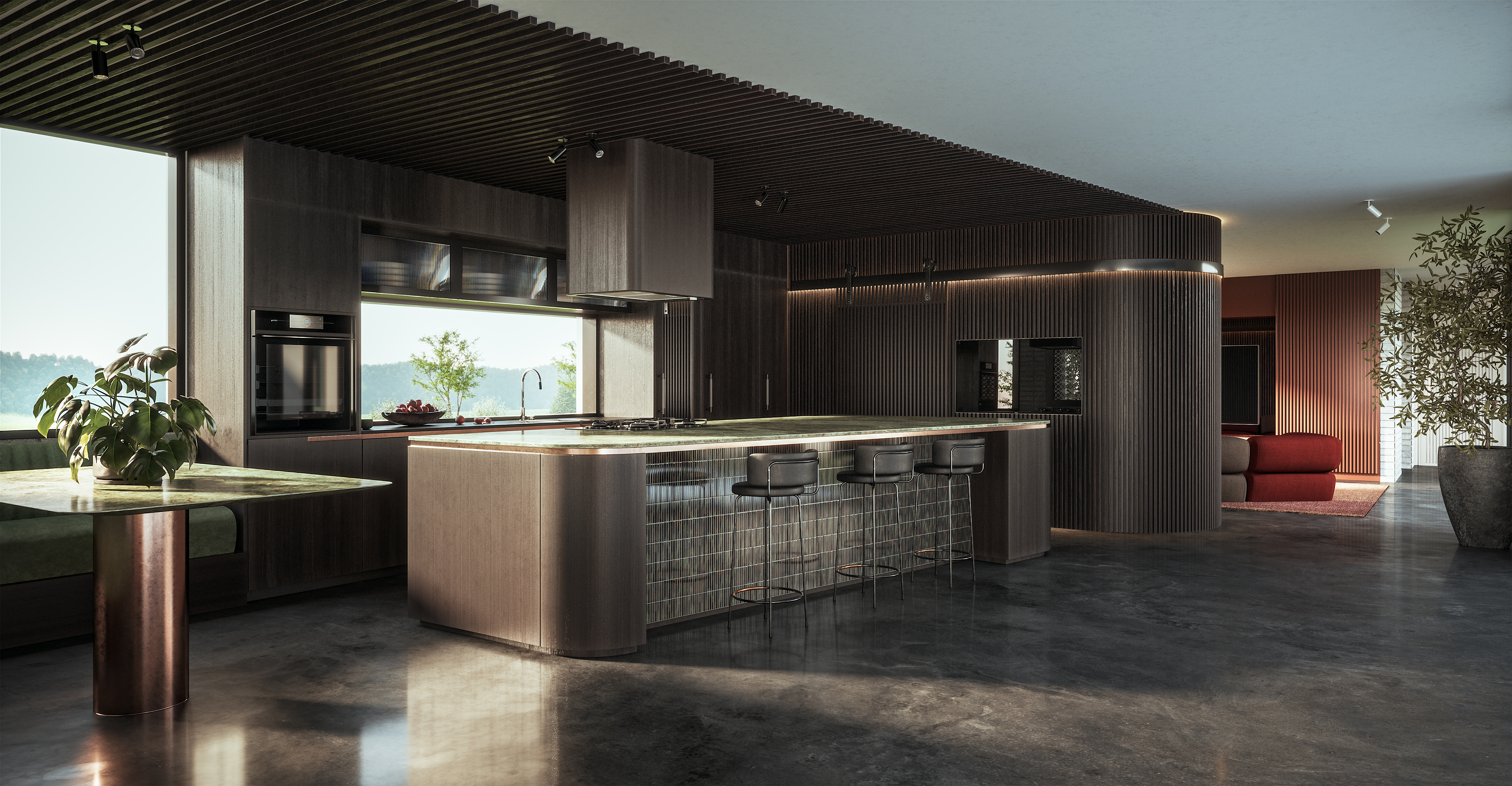 MrMitchell_Mittagong_02_Kitchen From Fir