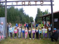 Deti 500 m na štarte
