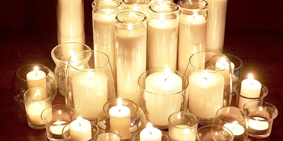 Restorative Candlelight Hot Stone Yoga