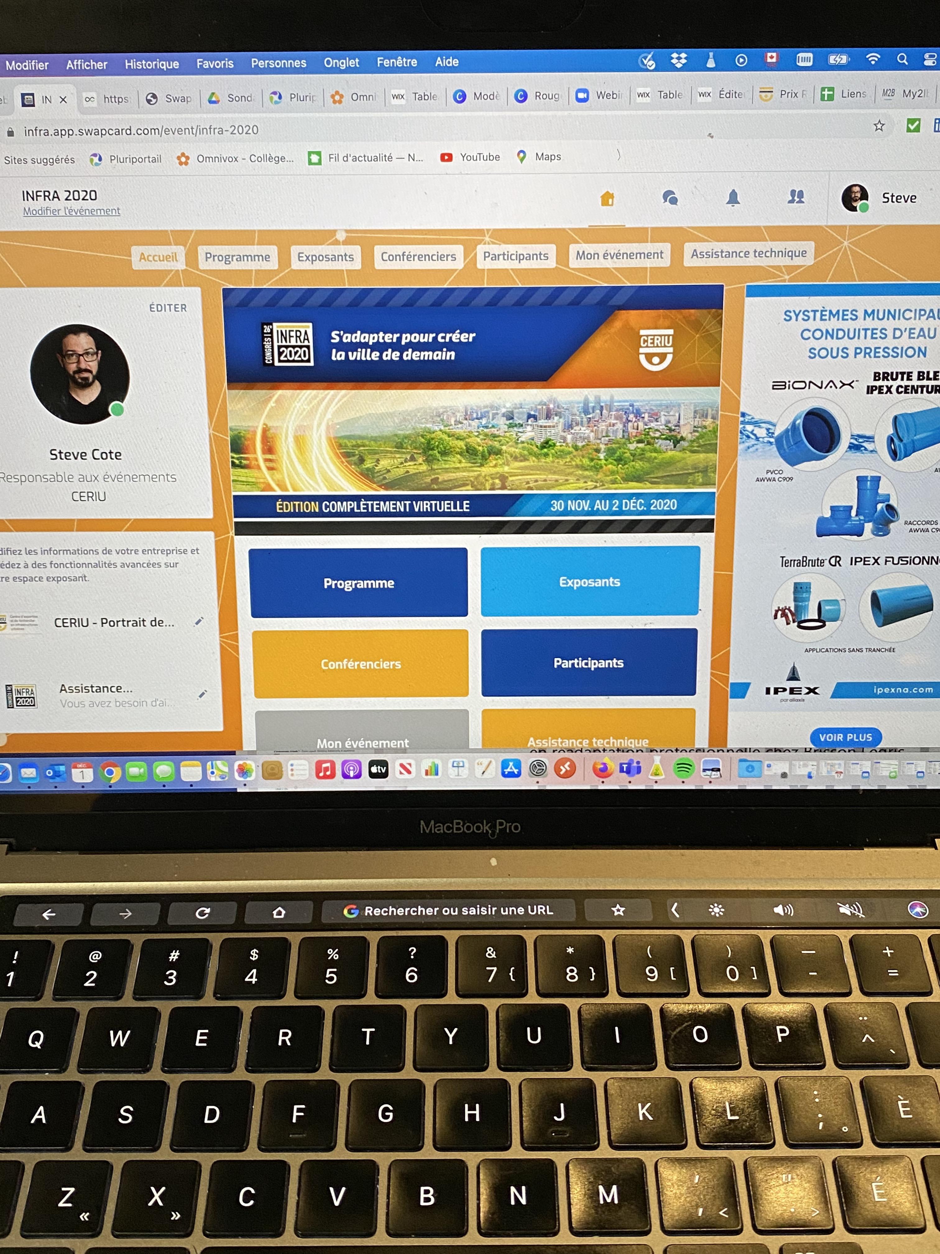 Congrès virtuel