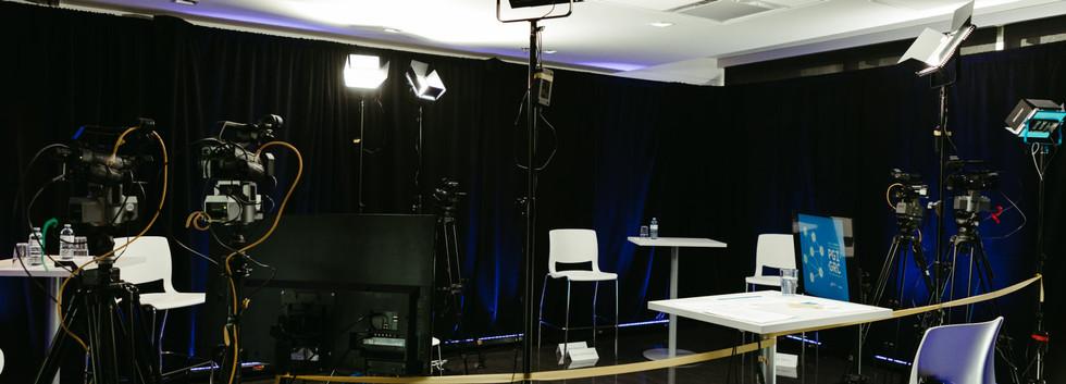 Studio chez le client