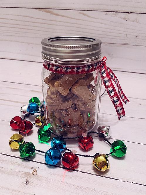 Mini Holiday Treat Jar