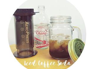 消暑冰凍咖啡梳打
