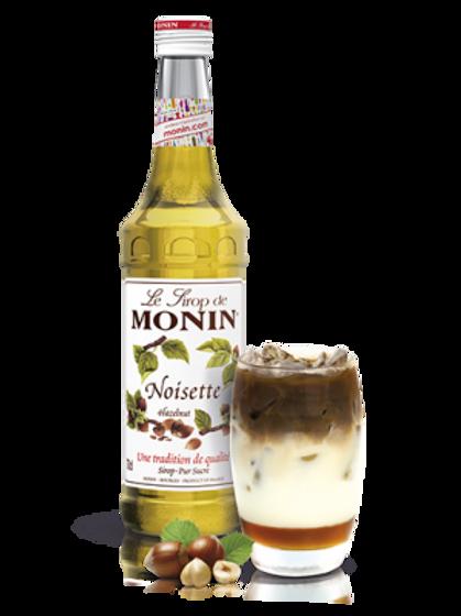 """Monin"" HazelnutSyrup 榛果糖漿"