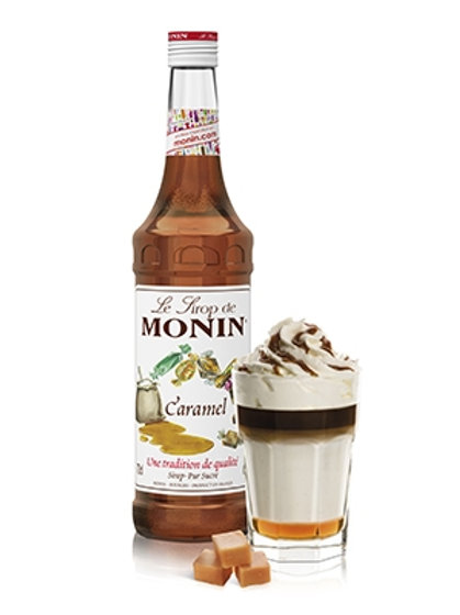 """""""Monin"""" Caramel Syrup 焦糖糖漿"""