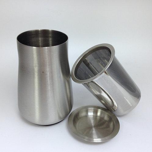 不銹鋼 篩粉器 篩粉杯 接粉器 沖煮神器 咖啡過濾器 聞香杯