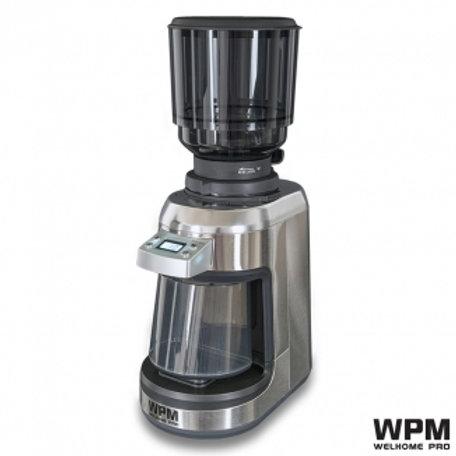 WPM ZD-17W 錐刀咖啡研磨機帶稱重功能意式錐刀咖啡研磨機帶稱重功能 (行貨 1年保養)