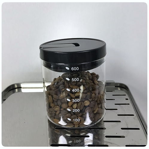 玻璃密封罐 咖啡密封罐 storage tank 600ml/$49, 800ml/$70