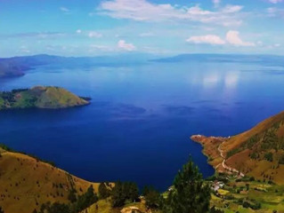 Indonesia Sumatra Lake Toba 印尼蘇門答臘多巴湖 曼特寧
