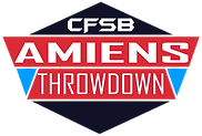 Logo Amiens Throwdown