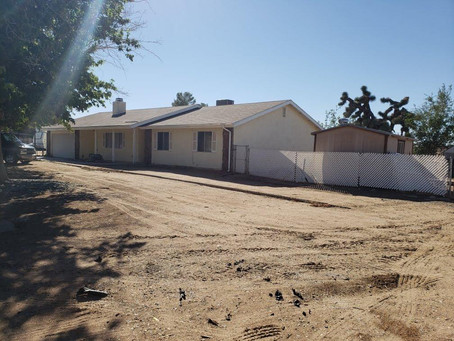 Just Sold - 9992 8th Ave. Hesperia CA 92345  Listing #506107