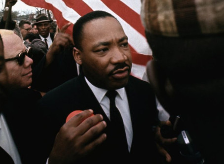 Celebrating the memory of Martin Luther King Jr. This weekend.