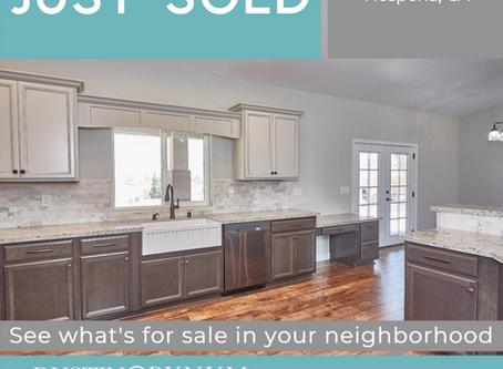 Just Sold - 11879 Jacaranda Ave, Hesperia, CA  92345