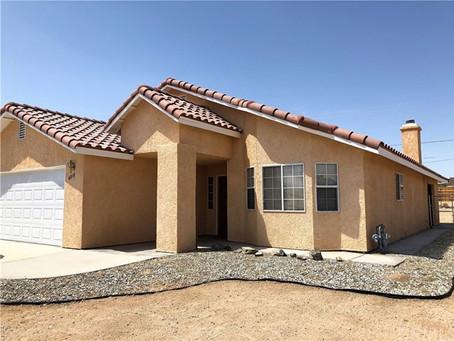 Sold - 6218 Daisy Ave, Twenty Nine Palms, CA  92277