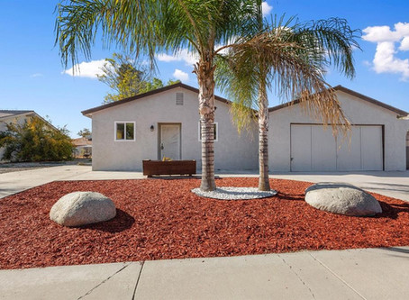 Just Sold - 784 South Miramar Ave, San Jacinto, CA 92583.